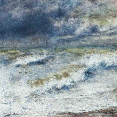 Seascape by Pierre-Auguste Renoir
