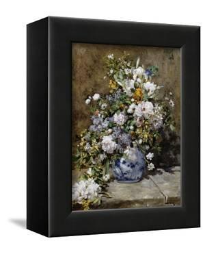 Spring Bouquet by Pierre-Auguste Renoir