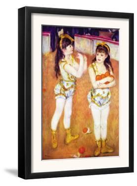 The Circus Fernando by Pierre-Auguste Renoir