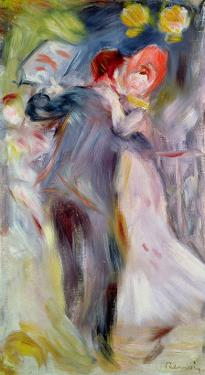 The Dance in the Country, C.1882-3 by Pierre-Auguste Renoir