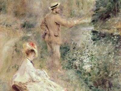 The Fisherman by Pierre-Auguste Renoir