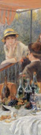 The Luncheon of the Boating Party, c.1881  (detail)