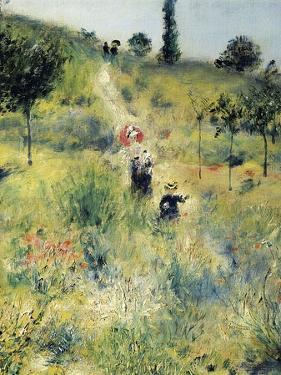 The Path Through the Long Grass by Pierre-Auguste Renoir