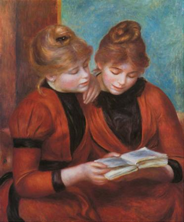 Two Sisters, 1889