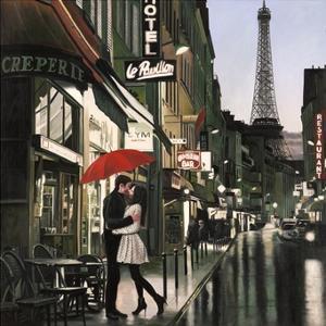 Romance in Paris by Pierre Benson