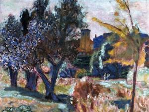 Bonnard: Landscape, 1924 by Pierre Bonnard