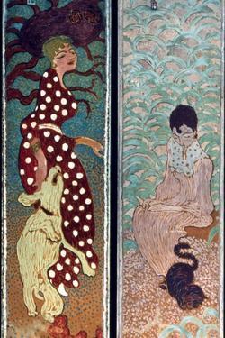 Bonnard: Women, 1891 by Pierre Bonnard