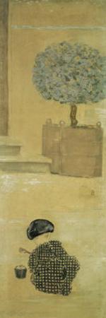 Child with Bucket by Pierre Bonnard