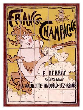 France, Champagne by Pierre Bonnard