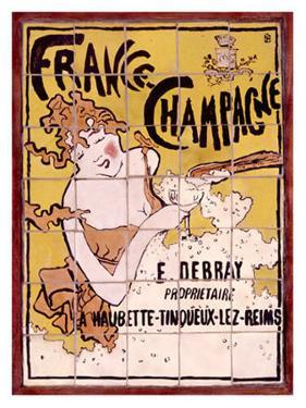 France, Champagne by Pierre Bonnard