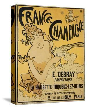 France-Champagne by Pierre Bonnard