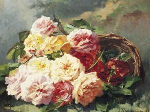 Romantic Roses by Pierre Bourgogne