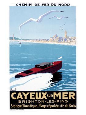 Cayeux Sur Mer by Pierre Commarmond