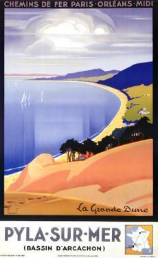 Pyla-Sur-Mer by Pierre Commarmond