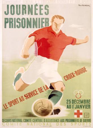 Journees du Prisonnier by Pierre Fix-Masseau