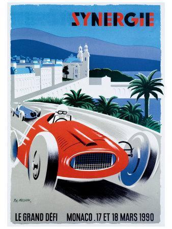 Le Grand Defi Monaco, 18 Mars, 1990
