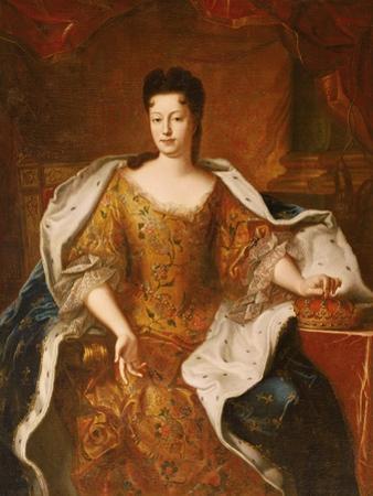 Elisabeth-Charlotte D'Orleans (1676-1744) Duchesse De Lorraine