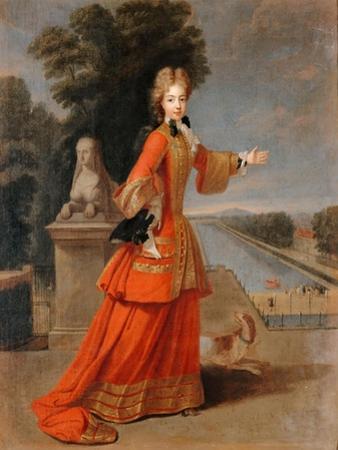 Marie Adélaïde of Savoy (1685-171)