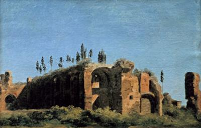 Ruins on the Palatine