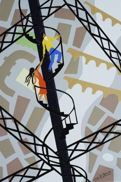 Escalier D'Amour by Pierre Henri Matisse