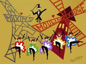 Moulin Rouge by Pierre Henri Matisse