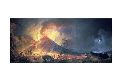 Eruption of Vesuvius, 1770S
