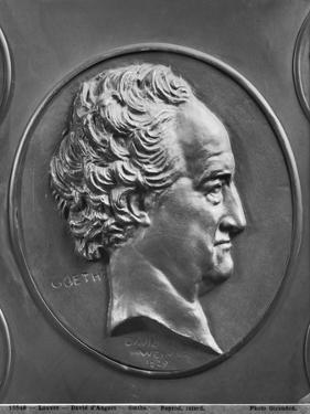 Johann Wolfgang Von Goethe, 1829 (Bronze) by Pierre Jean David d'Angers