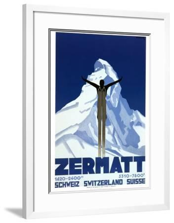 Zermatt by Pierre Kramer