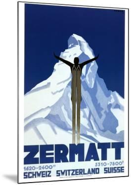 Zermatt by Pierre Kramer