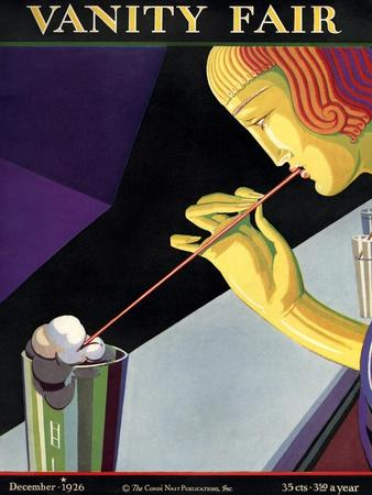Vanity Fair Cover - December 1926