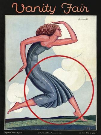Vanity Fair Cover - September 1926