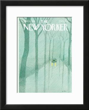 The New Yorker Cover - April 14, 1980 by Pierre LeTan