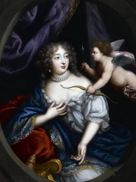 Françoise-Athénaïs De Rochechouart, Marquise De Montespan (1640-170) by Pierre Mignard