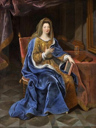 Françoise D'Aubigné, Marquise De Maintenon (1635-171)