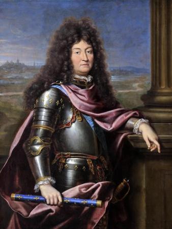 Louis XIV, King of France (1638-171)