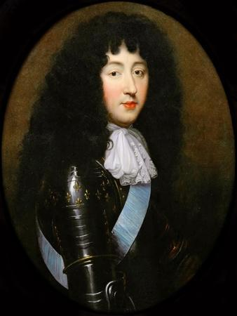 Philippe I, Duke of Orléans (1640-170)