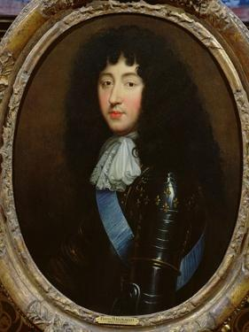 Philippe of France by Pierre Mignard