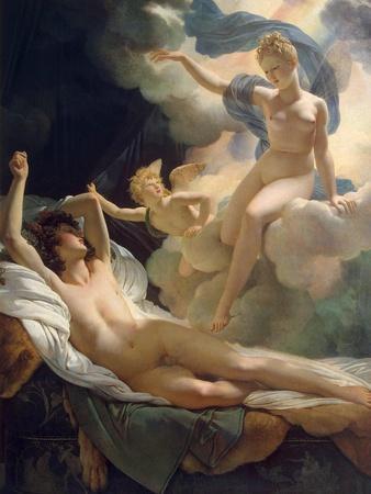Morpheus and Iris, 1811
