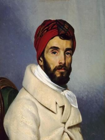 Self-Portrait by Pierre Narcisse Guérin