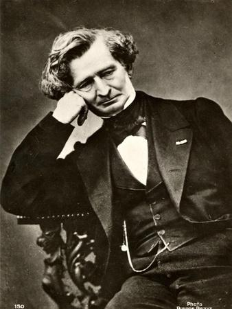 Hector Berlioz with
