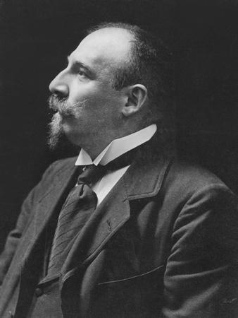 Portrait of Xavier Privas