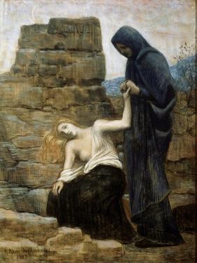 The Compassion, 1887 by Pierre Puvis de Chavannes