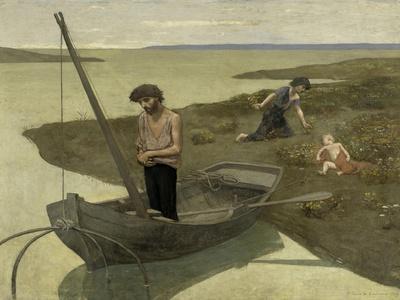The Poor Fisherman, c.1881