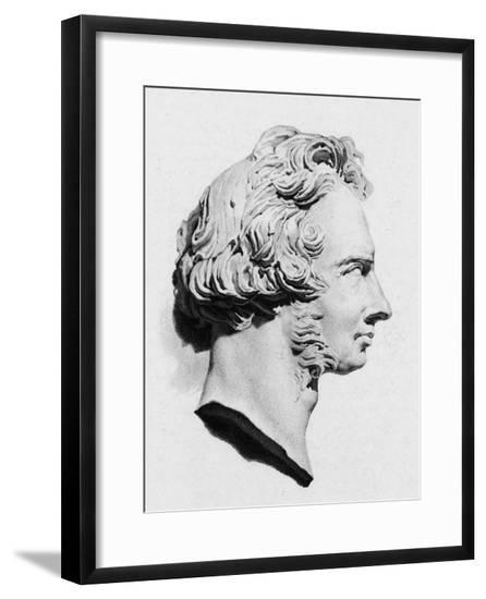 Pierre Simon Ballanche--Framed Giclee Print