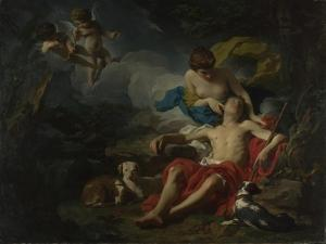 Diana and Endymion, C. 1740 by Pierre Subleyras