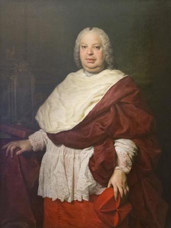 Portrait of Cardinal Silvio Valenti Gonzaga, C.1745