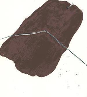 Mountainous Form by Pierre Tal-Coat