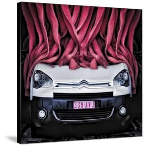 The Girl's Car by Piet Flour