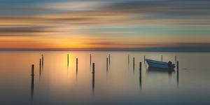 Sleep Time During Sunset by Piet Haaksma