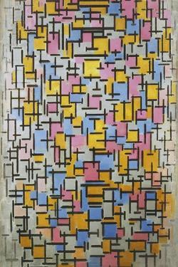 Composition, 1916 by Piet Mondrian